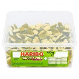 Haribo  Terrific Turtles Tub Party Wholesale Sweets