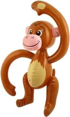 Inflatable Party Toy - Monkey