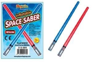 Inflatable Space Saber 85cm