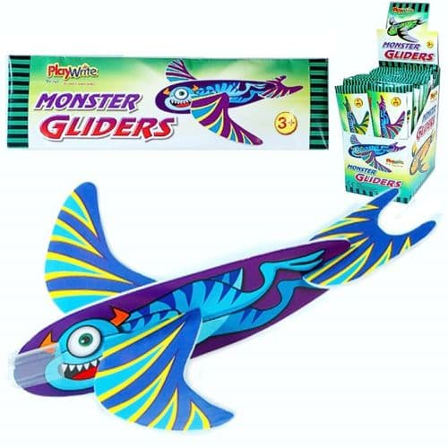 Monster Glider Party Bag Toys