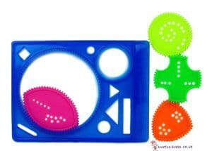 Pattern Creator Spiral Party Bag Toys