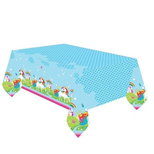"Unicorn Table Cover 48"" x 69"""