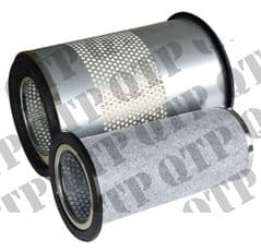 Air Filter Kit Ford 8340 Turbo - 41590