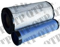 Air Filter Kit Ford TS115A - TS135A - 41517