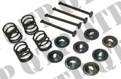 BRAKE SHOE SPRING KIT PART NO 1810029