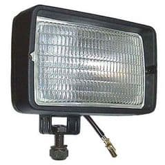 CAB WORK LAMP H3 SINGLE MOUNTED PART NO: 2324