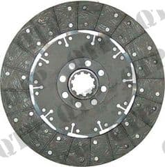 CLUTCH DISC - DUAL POWER - 12