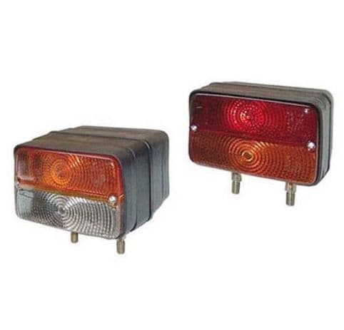 DOUBLE SIDE SIGNAL LAMPS PART NO: 4207