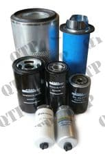 Filter Kit Ford TM115 Electronic & TM150 - 41293 ***CURRENTLY OUT OF STOCK***