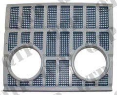 FORD 2000 3000 4000 5000 7000 LOWER GRILL W/HOLES: 1382