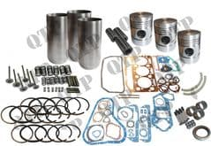 FORDSON DEXTA COMPLETE ENGINE KIT - NO 43219