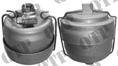 FORDSON MAJOR ENGINE AIR BREATHER 1/2 TUBE - NO  41889
