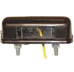 LICENSE PLATE LAMP (82MM) PART NO: 4845