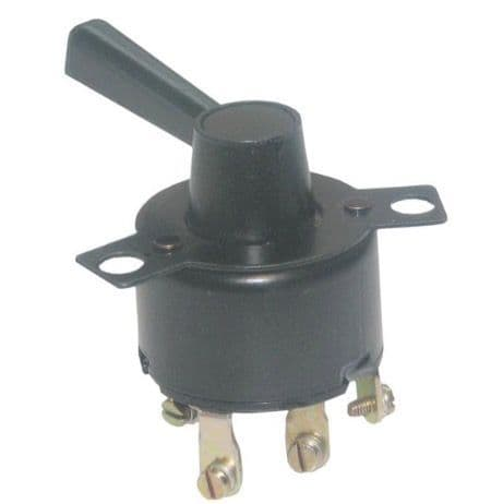 LIGHT SWITCH NO KEY HOLE (ALL STEEL) PART NO: 41599