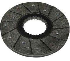 MAJOR BRAKE DISC PART NO: 41444