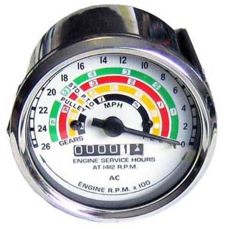 REV CLOCK ANTI/CLOCK PART NO:41307