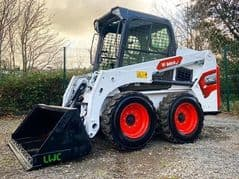 SKID STEER DIRT BUCKETS ***4MM***