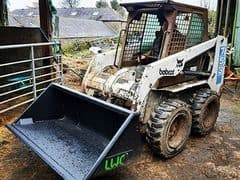 SKID STEER HEAVY DUTY BUCKETS ***6MM***