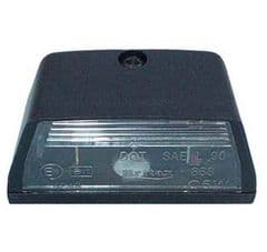 SMALL  NUMBER PLATE LAMP ( 68MM)  PART NO: 3633