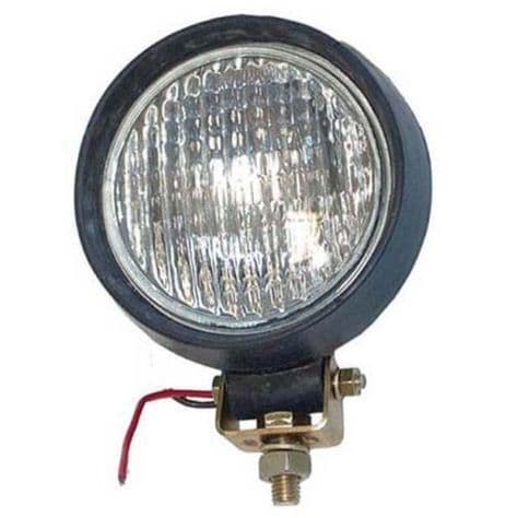 SMALL RUBBER BODY WORK LAMP PART NO; 2356