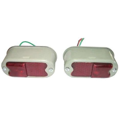 TAIL LAMP / REAR LIGHT MAJOR PART NO: 41728