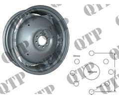 WHEEL RIM 9 X 28 PART NO