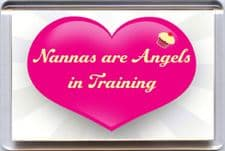 Nannas are Angels in Training
