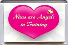 Nans are Angels in Training