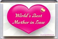 World's Best Mother in Law
