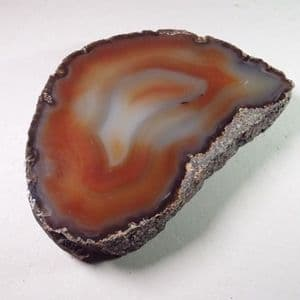 AGATE PAPERWEIGHT -  BRAZIL