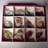 COLLECTION OF MINERALS FROM WHEAL GORLAND, CORNWALL