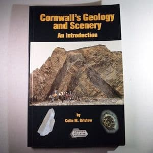 CORNWALL'S GEOLOGY AND SCENERY: AN INTRODUCTION (SECOND HAND COPY)