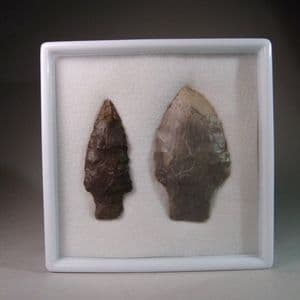 FLINT ARROWHEADS - Late Neolithic-Early Bronze Age