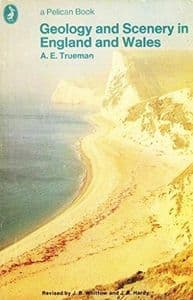 GEOLOGY AND SCENERY IN ENGLAND AND WALES (SECOND HAND COPY IN VERY GOOD CONDITION)