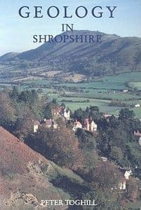 GEOLOGY IN SHROPSHIRE (Second hand copy in very good condition)