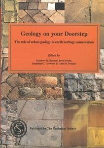 GEOLOGY ON YOUR DOORSTEP (SECOND HAND COPY IN 'AS NEW' CONDITION)