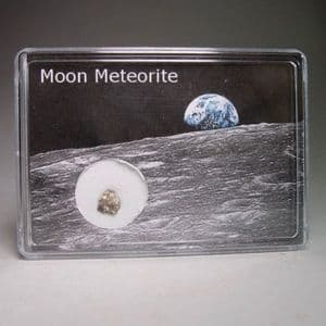 LUNAR METEORITE: A GENUINE ROCK FROM THE MOON - North-West Africa