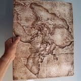 REPLICA OF THE BERLIN ARCHAEOPTERYX (second hand)