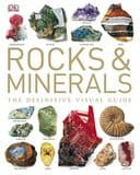 ROCKS AND MINERALS: THE DEFINITIVE VISUAL GUIDE (second hand copy in mint condition)
