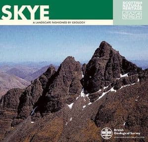 SKYE: A LANDSCAPE FASHIONED BY GEOLOGY (New copy)