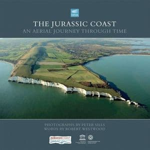 THE JURASSIC COAST: AN AERIAL JOURNEY THROUGH TIME (SECOND HAND COPY IN 'AS NEW' CONDITION)
