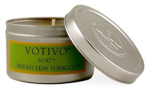 Travel Tin - Bright Leaf Tobacco RRP £12