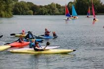 Kayaking Or Canoeing - One Hour