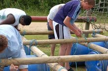 Raft Building - Two Hour